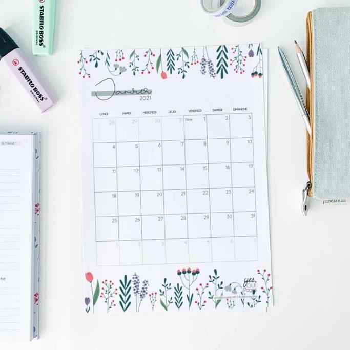 calendriers-janvier-2021-yesouipages-gratuit-imprimable1